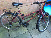 26 Inch ladies bike for sale