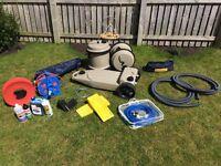 Immaculate Caravan Equipment - Great Starter Kit
