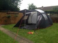 EUROHIKE CONISTON 4 PERSON / FAMILY TENT