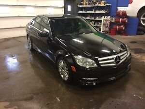 Mercedes c 250 2011 4 matic **