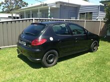 2005 Peugeot 206 Hatchback Holmesville Lake Macquarie Area Preview