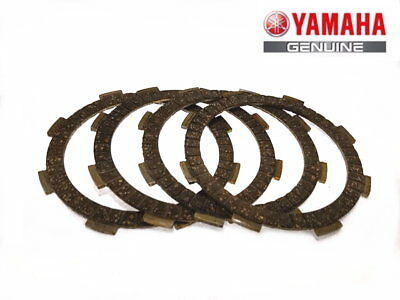 Yamaha YBR125 clutch plates ( friction plates ),  set of 4 (2005-2014) segunda mano  Embacar hacia Mexico