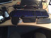 Gaming Keyboard STRIKE 5 MAD CATZ