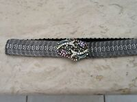 Beautiful Elasticated Designer Belt