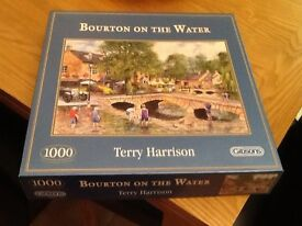 For sale Bourton on the water jigsaw