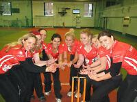 Girls Indoor Cricket Team Looking For New Members