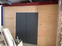 Joinery & Plastering