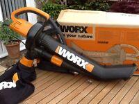 Garden power tools - Blower/Vac & Hedge Trimmer