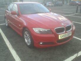 BMW 316d 2.0 diesel 2009, CHEAP road tax £30.