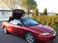1997 Chrysler Sebring Convertible Coupé (2 portes)