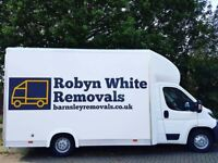 Barnsley Man/Men With a Van/House Moves/Collections/ - 07964165565