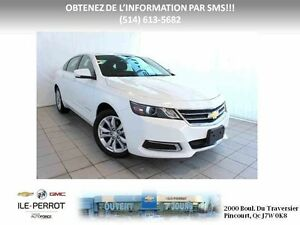 2016 Chevrolet Impala 2LT, MY LINK, BLUETOOTH, CAMERA