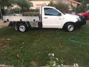 2013 Toyota Hilux Workmate Lissner Charters Towers Area Preview