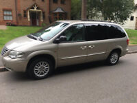 Chrysler Grand Voyager 3.3 LIMITED Automatic Petrol/LPG!!!