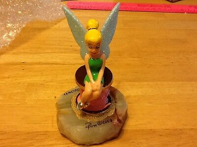 Ron Lee Tinkerbell on spool Figurine MM1080 Limited Edition 3675/5000