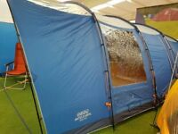 for sale a vango anteus 600 6 man family tent + foot print and carpet