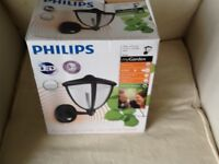 Philips MyGarden wall garden lights x2