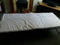 Fold Up single bed
