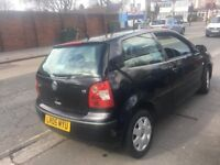 VOLKSWAGEN 12 PETROL REG 05 3 DOOR MOT 6/18 SPA RE OR RE PAIR NEED TO GET RECOVERY TO MO VE THE CAR