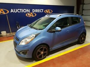 2014 Chevrolet Spark 2LT CVT LEATHER! NEW TIRES!