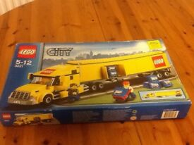 New LEGO City 3221 Big Truck