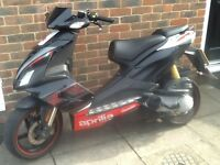 Aprillia spares or repair