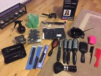 COMPLETE STUDENT HAIRDRESSING KIT