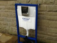 GROHE TOILET FRAME - FOR WALL HUNG TOILET