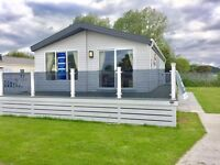 Luxury lodge holiday home for sale at Sunnydale Holiday Park, East Lincolnshire, near Mablethorpe.