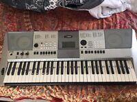Yamaha PSR 413 keyboard