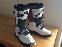 Oxtar Comp Motorcross boots.