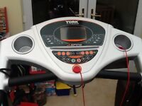 ASpire York treadmill for sale.As new condition, selling with regret as space is needed.