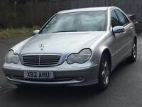 QUICK SALE MERCEDES C KLASS C180 AUTO AVANGARDE EXCELLENT CONDITION