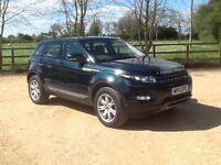 Land Rover Range Rover Evoque 2.2 SD4 Pure Tech 4x4 5dr