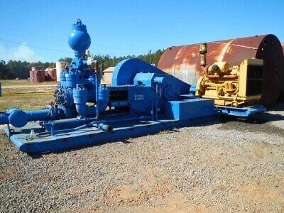National K500-a Duplex Mud Pump