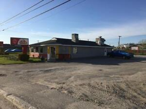 Dixie Lee Restaurant For Sale in Kapuskasing Ontario