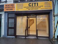 Shop for Rent on Gloucester Road 218 sq ft (20.3 sq m)