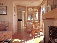 STATIC CARAVAN SALE - DOUBLE GLAZED & CENTRAL HEATED - £1500 SITE FEES - CALL NOW