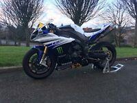 Yamaha r1 Big Bang race / track bike