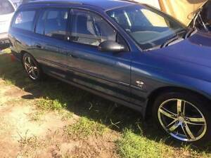 2001 Holden Commodore Wagon Acclaim Beerwah Caloundra Area Preview