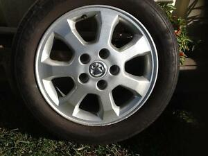Single 15' X 6' Holden Astra mag wheel. The alloy wheel is in goo Prestons Liverpool Area Preview
