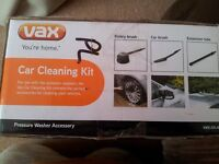 brand new, VAX car cleaning kit