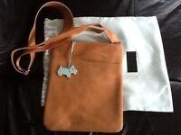 Radley tan Cross Body Pocket Bag