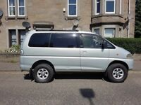 **MITSUBISHI DELICA 4x4 AUTOMATIC DIESEL 7 SEATER 1 YEAR MOT £2250* FREE DELIVERY