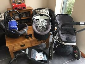 Quinny buzz 4 complete travel system