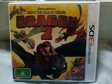 How to train your dragon 2 Nintendo 3DS Game + Case + Instruction Mawson Lakes Salisbury Area Preview