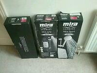 MIRA SPORT AND MIRA JUMP MULTIFIT ELECTRIC SHOWER £89.99 8.5KW