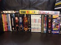 DVD Job Lot - 202 in total