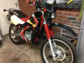 KMX 125 2t in nearly showroom excellent condition, must be one of the best examples in the country.