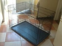 Large dog/puppy cage